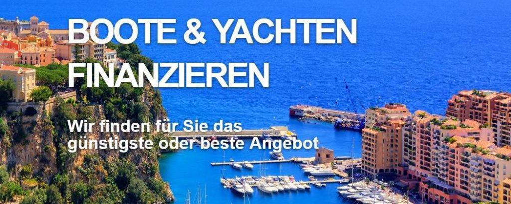 Boote - Yachten kaufen und finanzieren (3956)