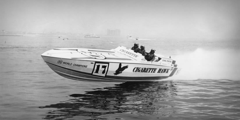 Cigarette - Ein legendäres Motorboot