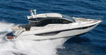 Cranchi – Luxuriöse Motorboote vom Comer See