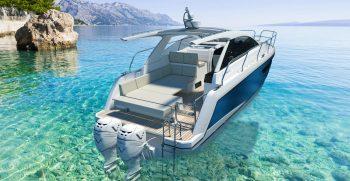 Sealine kündigt neue S330V an