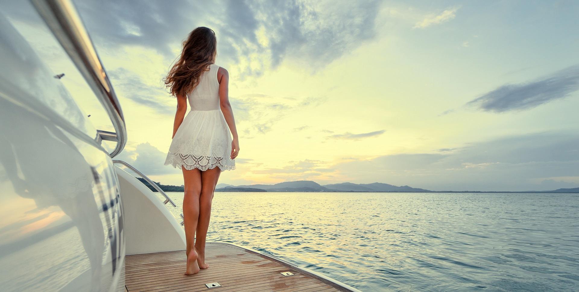 Yacht und Boot leasen