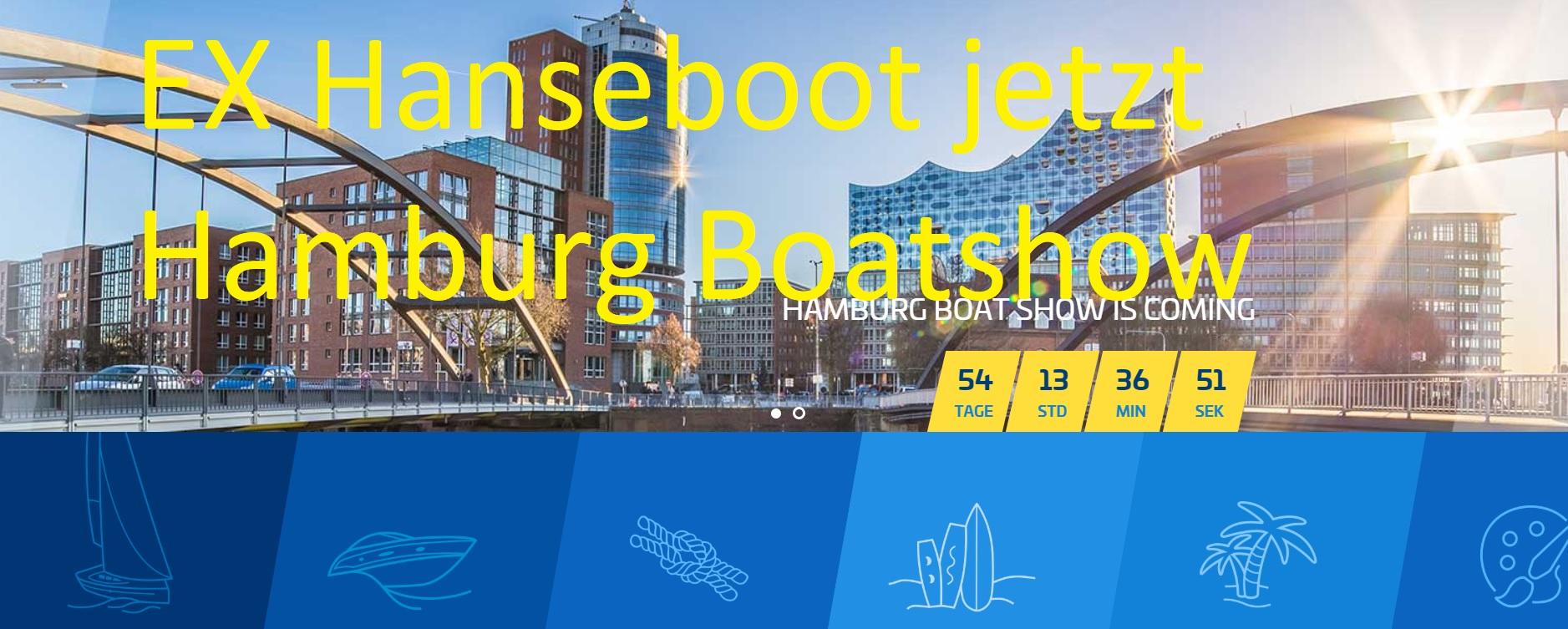 Hamburg Boatshow 2018