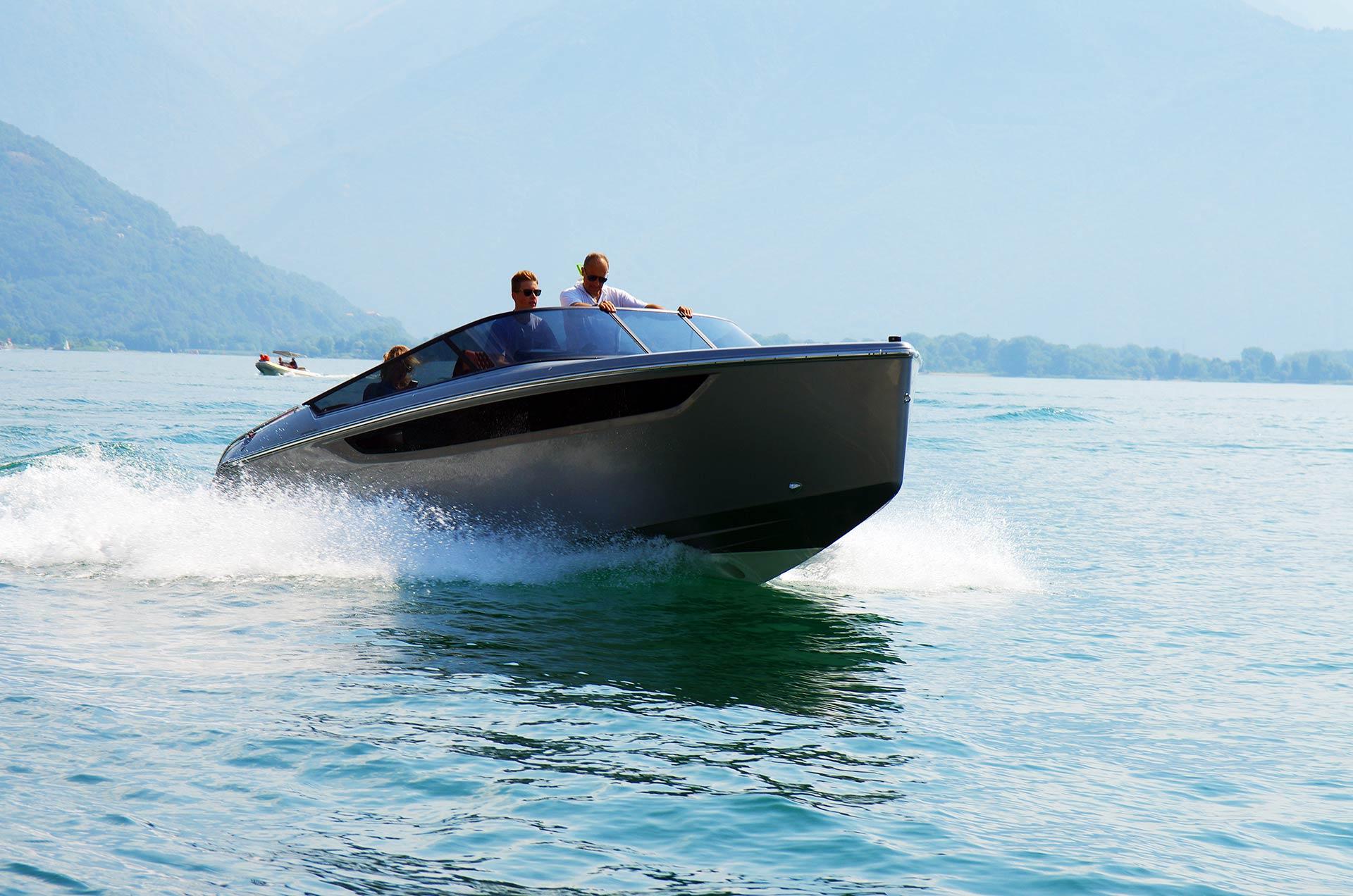 Cranchi Motorboote finanzieren