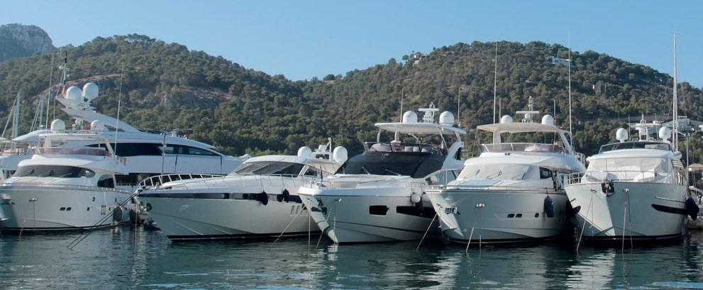 Yacht und Motorboot versichern