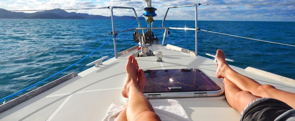 Schäden an Ihrem Boot absichern