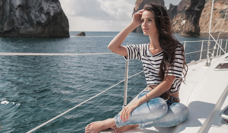 Segelboot finanzieren