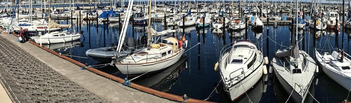 Boot gegen Diebstahl versichern