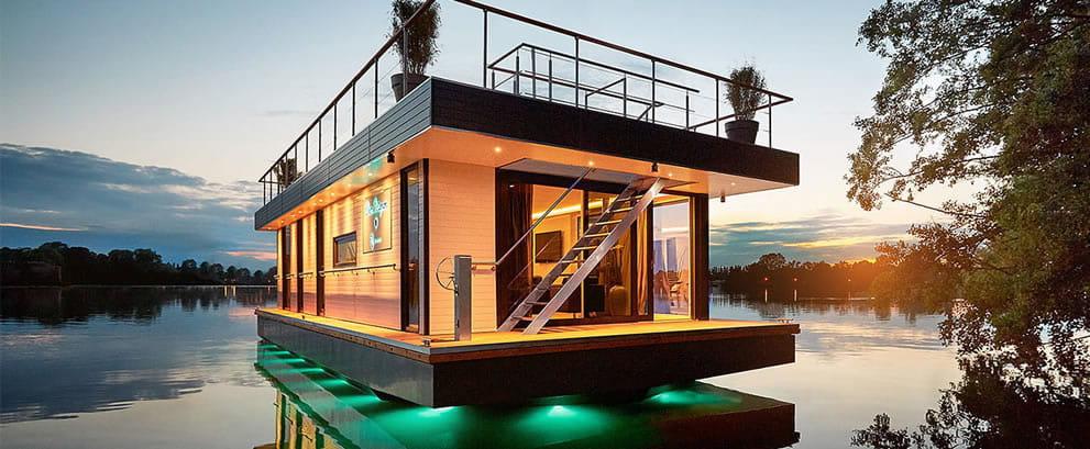 Hausboot finanzieren