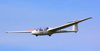 Segelflugzeug finanzieren
