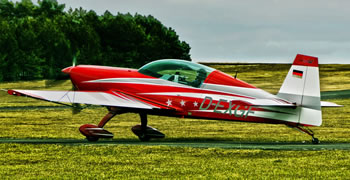 Motorflugzeug finanzieren