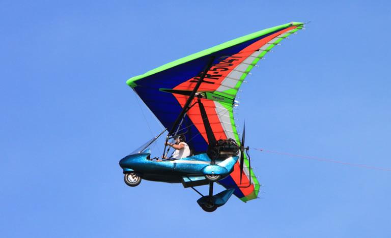 Ultraleichtflugzeug finanzieren