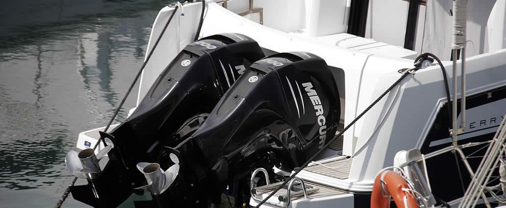Finanzierung Bootsmotoren